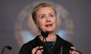 Hillary Clinton recovering at home following concussion caused by fall