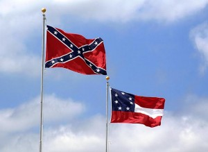 Texas school board bans Confederate battle flag