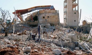 Putin announces Russian pullout from Syria