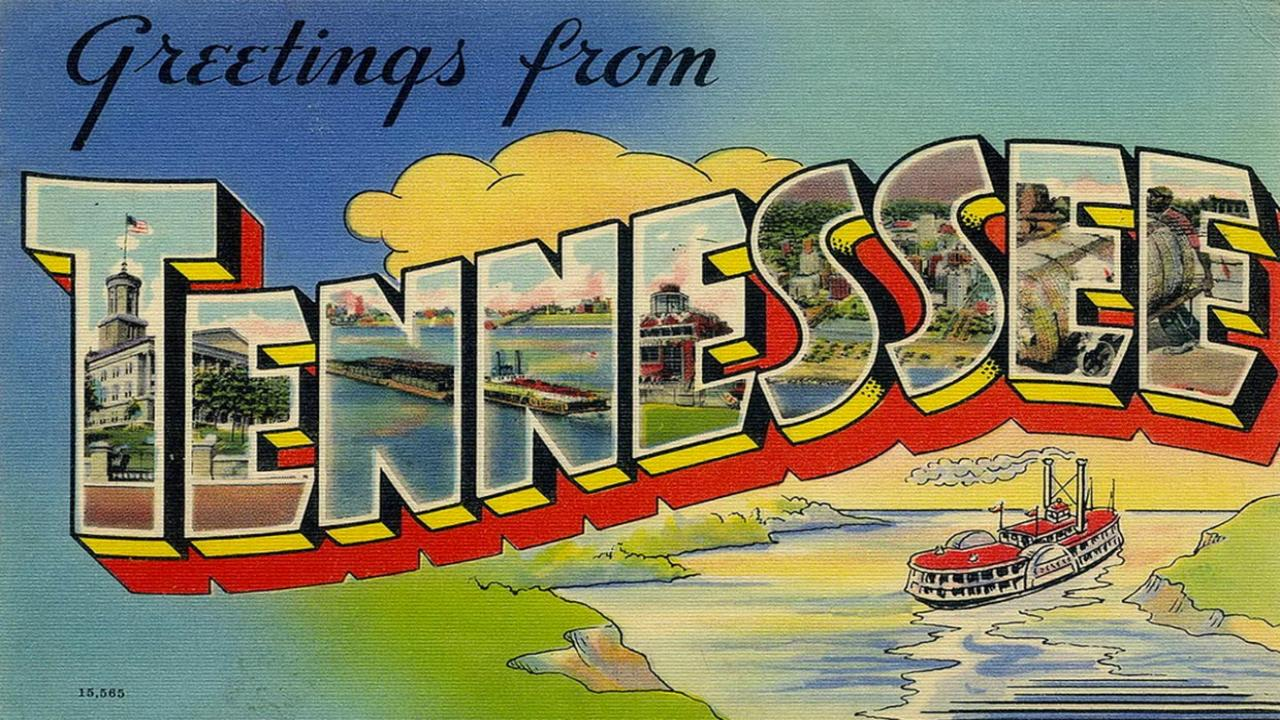 You know you're from Tennessee if…