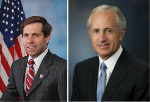 Politico lists Corker, Fleischmann as having potential conflicts in stock trades