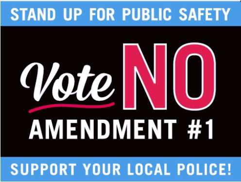 DAVIDSON COUNTY, TENNESSEE: VOTE NO ON AMENDMENT 1