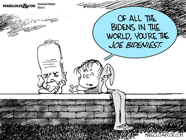 Biden's Brain And Mouth Are Completely Disconnected